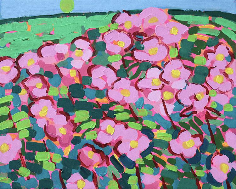 Wild Rose Bushes