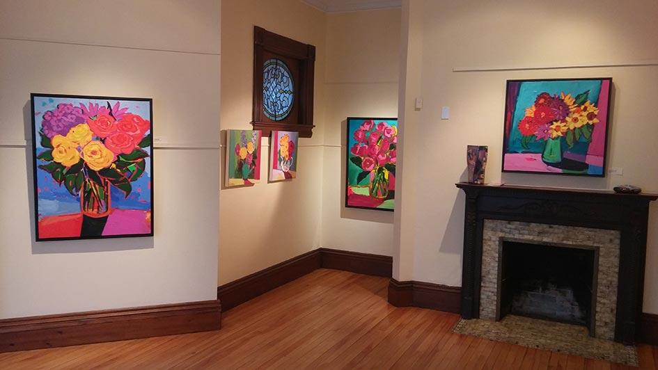 Installation at Gallery 78