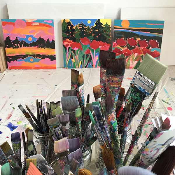 Hyperallergic: A View from the Easel